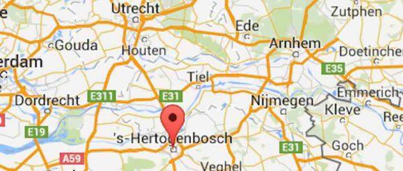 Road trip to Den Bosch