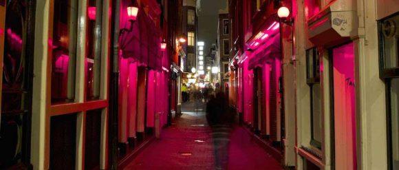 Red light district netherlands