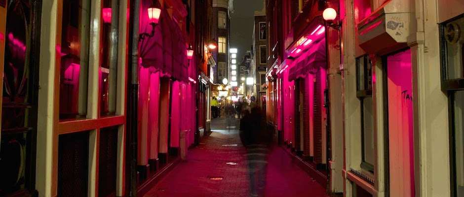 Red light district netherlands