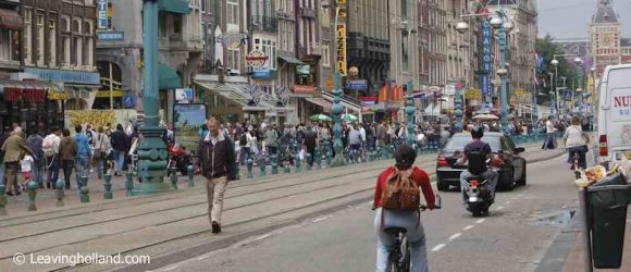 Amsterdam free tourist attractions
