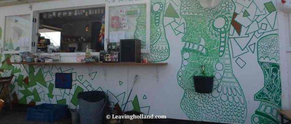 foodshack in Amsterdam