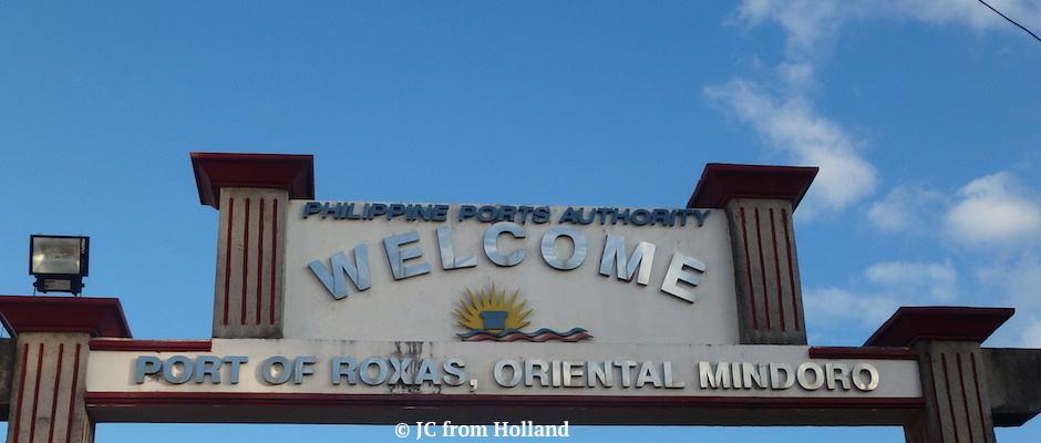 Roxas Oriental Mindoro port