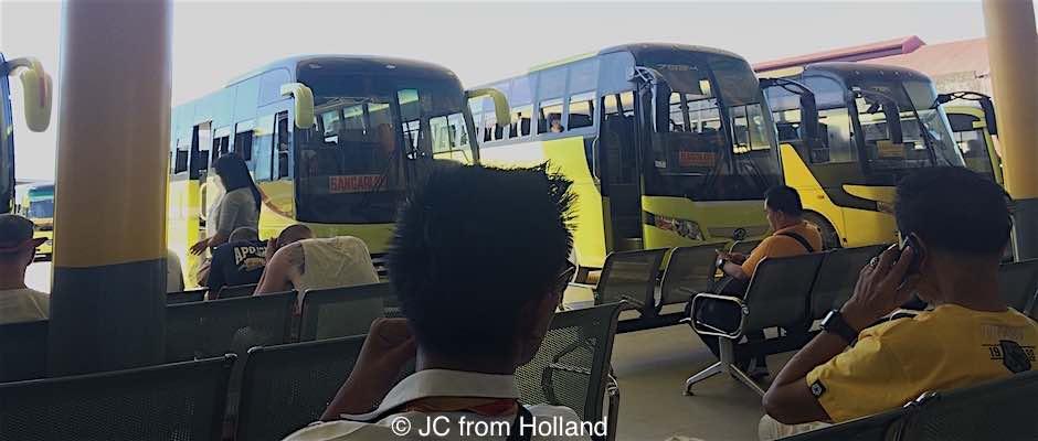 Ceres Bus terminal Dumaguete