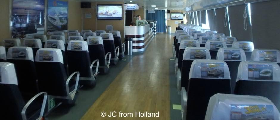 Permium Economy ferry bacolod