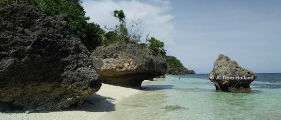 kagusuan beach, siquijor, Philippines