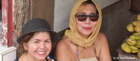 woman, women, retirement, emigration, Philippines, third world, abroad, expat, immigration, female,