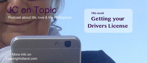 getting a drivers license, Philippines, exam, LTO, student permit