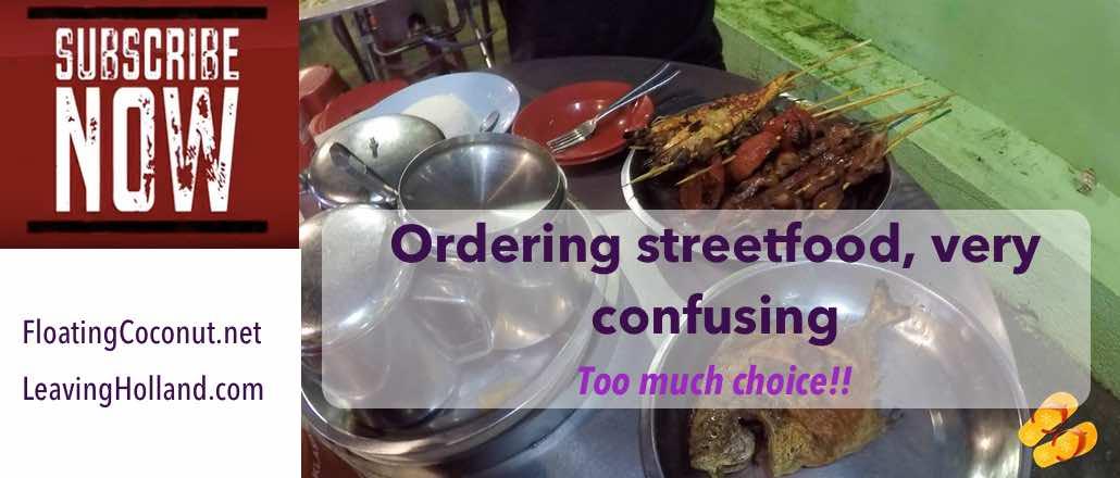 street food, food, street, Jalan Alor, Kuala Lumpur, night market, tourist hotspot, travel blog, how to order, food,