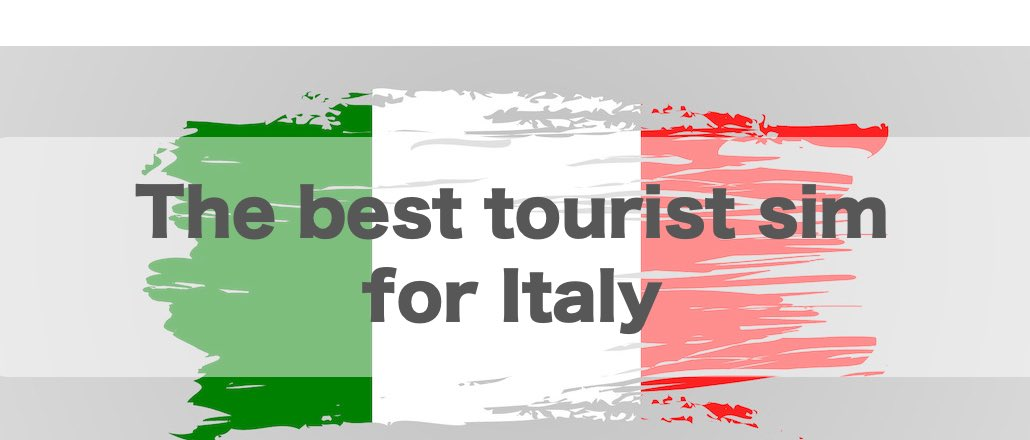Touist, mobile phone, best sim, italy, vodafone, price, roaming, data, europe