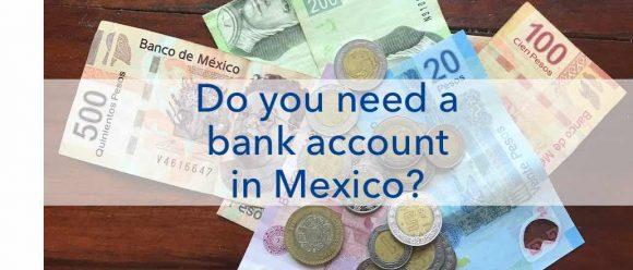 Bank account Mexico Expat