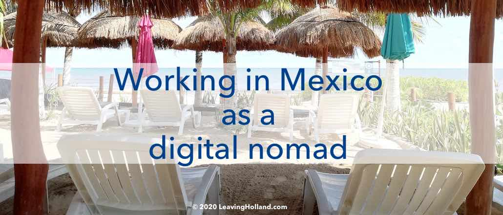 Mexico digital nomads