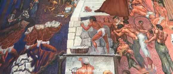 Murals of Chetumal