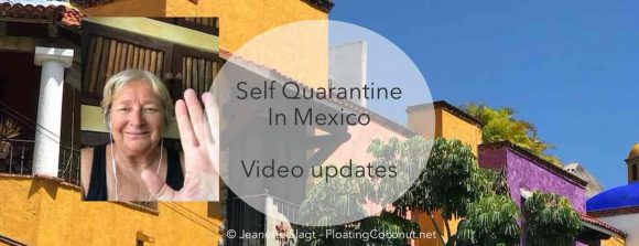 self quarantine in Mexico