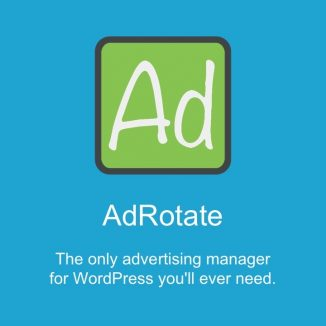 Adrotate Free advertisement Plugin