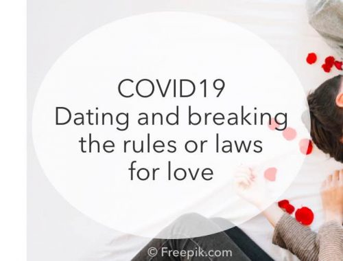 breaking laws dating COVID19