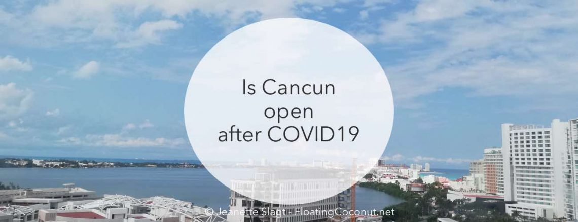 Cancun after COVID