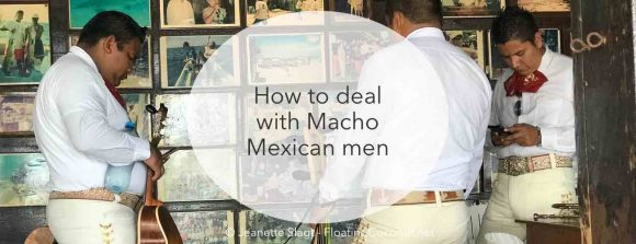 Mexican Macho and emotions