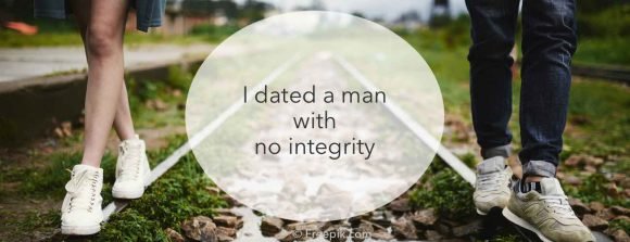 no integrity dating