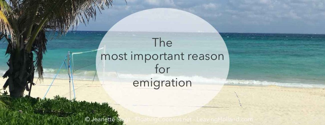 emigration, reason, important, moving abroad