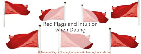 red flags and intuition when dating