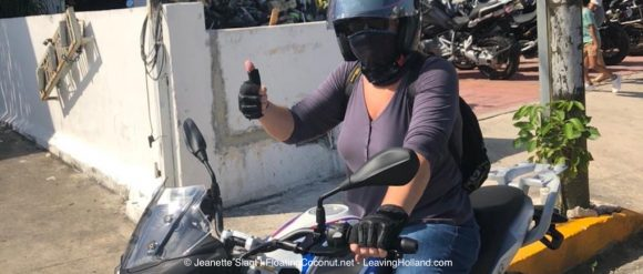 riding motorcycle Mexico, road trip, insurance, temporary resident, Quintana Roo, Cancun
