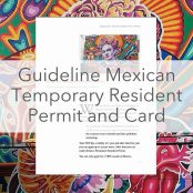 how to apply for Temporary Residency Mexico