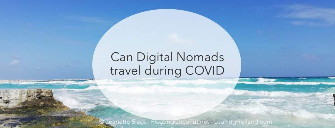 digital nomads, travel, covid