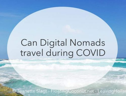 digital nomads, travel, covid