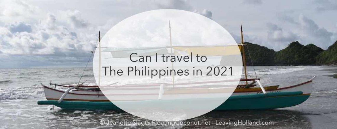 travel Philippines 2021