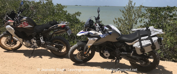 BMW motorcycle road trip mexico